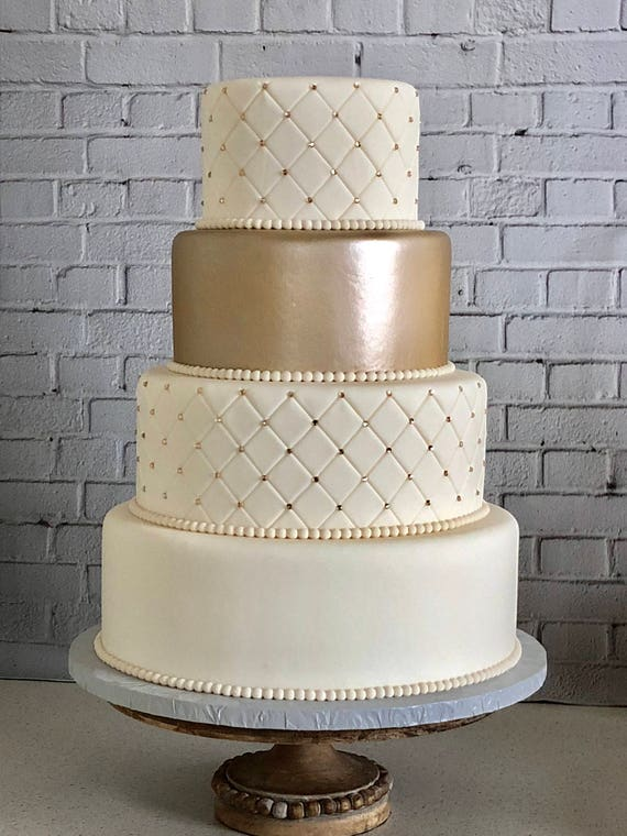 dummy wedding cake tiers four tier quilted fondant wedding cake wedding cake 13782