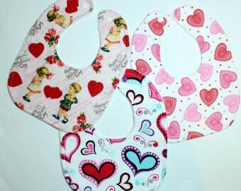 Buyers Choice: Valentine's Bib