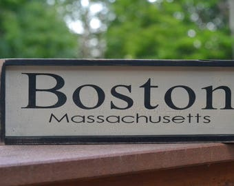 Home Town Signs, Custom Signs With Your Home Town And State. Wood Sign,