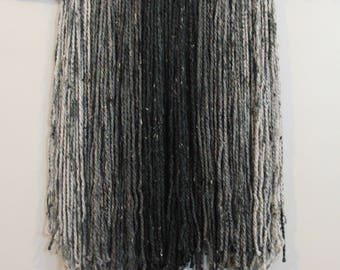 Gray Ombre Wall Hanging