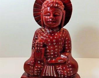 NEW Rare Soap Stone  Buddha Hand Carved Sculptures Figurines Asian Oriental Zen Spiritual Religious Home Decor Gift