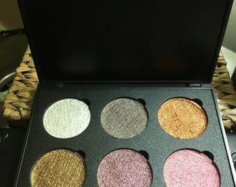 Eyeshadow palette - Pre-Fall colors