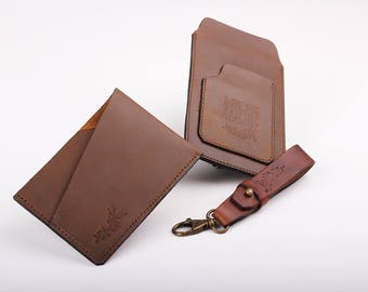 Cardholder and Sleeve Kit