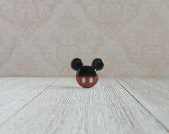 Mickey Mouse - Disney Jr. - Disney World - Lapel Pin