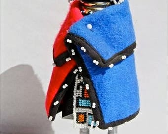African Beaded Doll -  NDEBELE