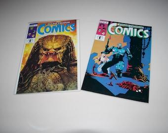 Dark Horse Comics Comic Books Lot Set