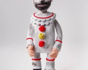 Twisty the Clown Polymer Portrait | American Horror Story Freakshow