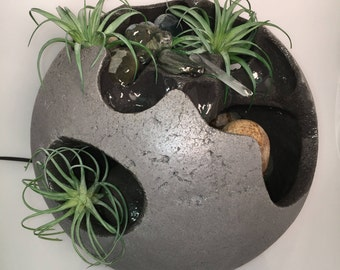 Water Fountain, Tabletop Fountain, Indoor Water Fountain, Fountain, Indoor Fountain, Water Fountain Indoor, waterfall, stone sculpture