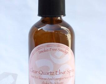 Clear Quartz Elixir Spray