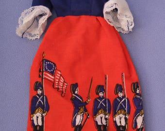 1975 Barbie, Bicentennial Dress, Best Buy #9158, Near Mint