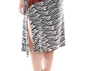 Argentine Tango Dance Skirt | Milonga Skirt | Tango Clothes