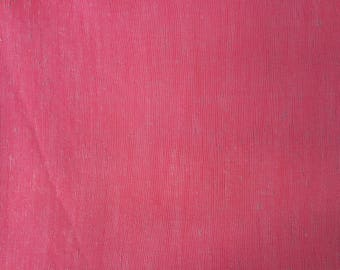 Changeant rayon vintage fabric purple but pink and slate blue threads historical antique