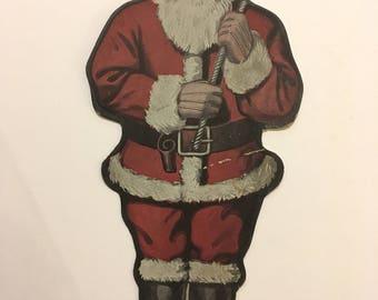 1916 Santa Claus Store Advertisement