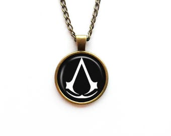 Necklace Assassin's Creed Insignia