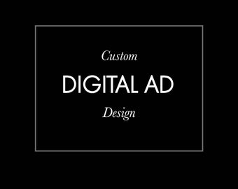 Custom AD design - business or personal