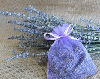 Aromatherapy Lavender Sachet