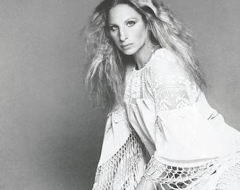 Classical Barbra Streisand vinyl record