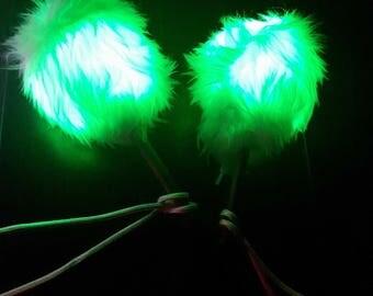 LED Tenor Mallet (pair)