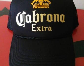Cabrona Extra Trucker Hat