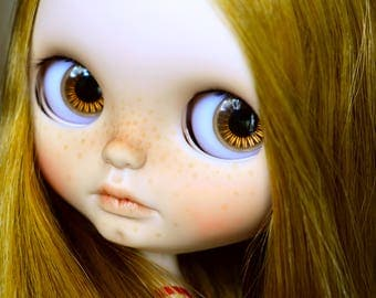 Custom Blythe Doll by Odd Doll (Country Summer)