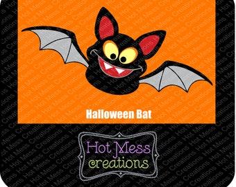 Halloween Bat SVG - Halloween Design - Bat SVG - Boy Halloween Design - Girl Halloween Design - SVG Digital Download File