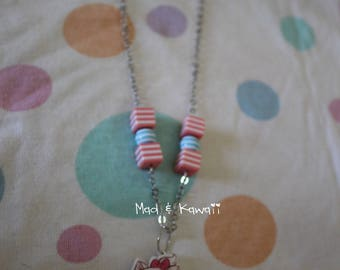 Necklace combines the Aristocats