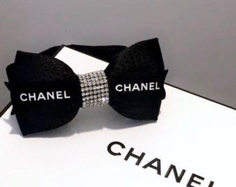 Chanel Ribbon Etsy Uk