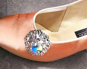 Ballroom Dance Shoe Clip (Octagon)