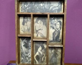 Flamenco Dancers. Mod.2  Cabinet of curiosities