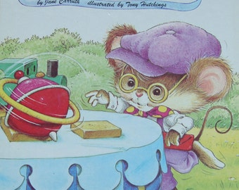 A Happy Ending Book - The Lucky Glasses - Children's Picture Story Book - Also Known as A Never-Mind Book