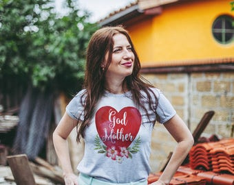 Godmother gift / Godmother gifts / Best godmother gifts / Gift for godmother / Gifts for godmother / Godmother gift ideas / Godmother shirt