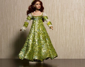 "Kitty Collier 10""  Fairytale Renaissance Princess"