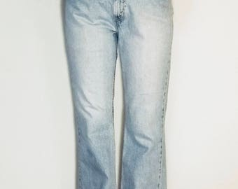 Levi's jr/ladies size 7 517 boot cut jeans