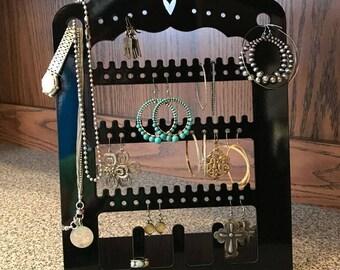 Jewelry Organizer Rack