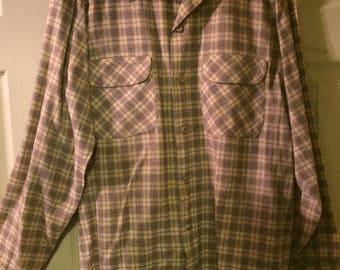 Pendleton vintage shirt - cir. 1945
