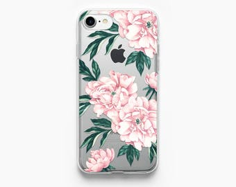 iPhone 8 Case Peonies iPhone 7 Case Flowers iPhone X Case iPhone 6 Case Peony iPhone 6s Case iPhone Case iPhone 6 Plus Case Floral i Phone