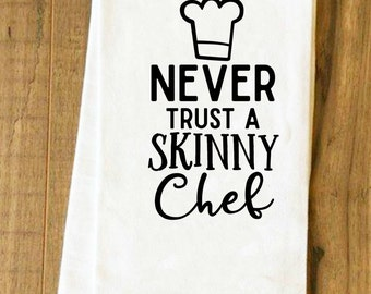 Flour Sack Towel, Funny Kitchen Decor, Funny Kitchen Towels,
