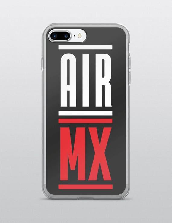 AIR MX (Black) | iPhone Case