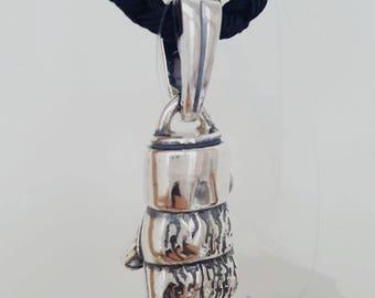 MMA Fighter Gift MMA Jewelry MMA glove necklace ufc gifts ufc jewelry ufc glove necklace Mixed Martial Arts Mma Gift Ultimate Fighting
