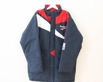 1992 Reebok Coat