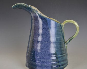 Beaked Porcelain Pitcher