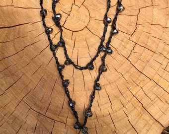 Circle of Life Beaded Necklace