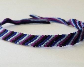 Simple Woven Bracelets