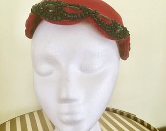 1940 Womens Stetson Hat