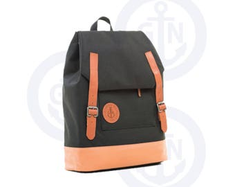 Vintage Backpack, Laptop Backpack, Handmade Backpack, Womens Backpack, Rucksack Vintage, Canvas Backpack, Backpack Women, canvas rucksack