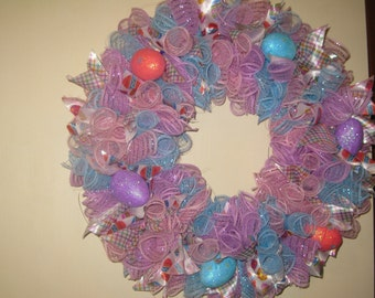Easter door wreath/center piece