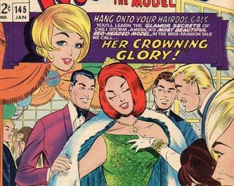 Millie the Model #145 NM 1967 Marvel comic