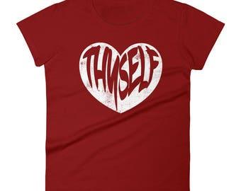 LOVE TEE, love t-shirt, Women's love t-shirt, love tshirt for women, love shirt, Inspirational tee, women's clothing, love top, self love