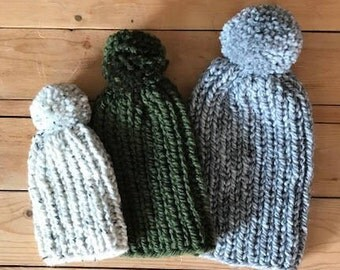 Simple Slouch Toque