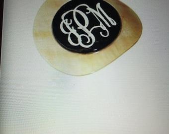 Engravable Shell Pendant